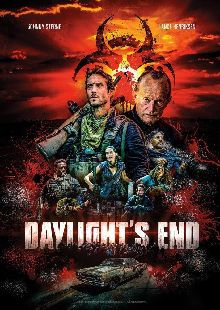 Конец дня / Daylight's End (2016) MP4 ()