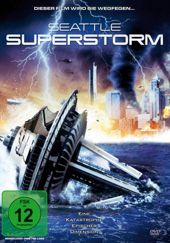 Супершторм в Сиэтле / Seattle Superstorm (2012) MP4 ()