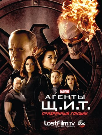 Агенты Щ.И.Т. / Marvel's Agents of S.H.I.E.L.D. 4 сезон (2016) MP4 на телефон ()
