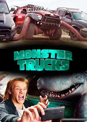 Монстр-траки / Monster Trucks (2017/BDRip) MP4