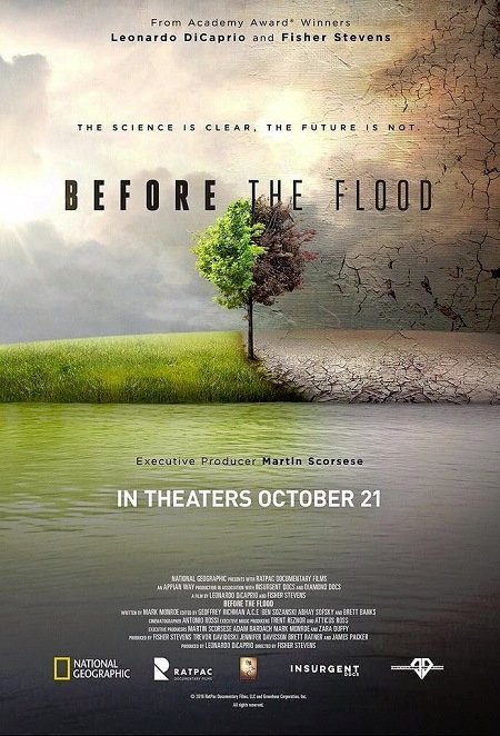 Спасти планету / Before the Flood (2016) MP4 на телефон ()