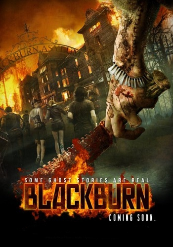 Блэкберн / Blackburn (2015) MP4 ()