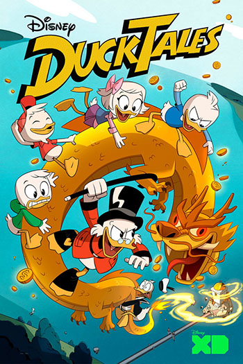 Утиные истории / DuckTales (2017) MP4/1 сезон ()