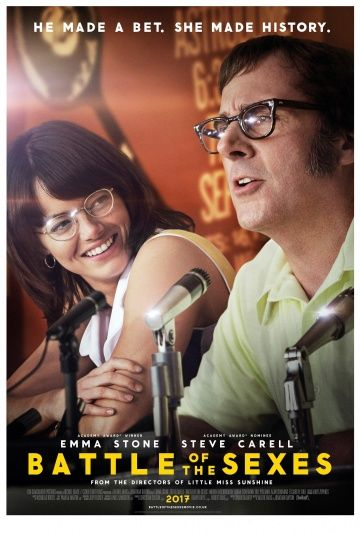 Битва полов / Battle of the Sexes (2017) на телефон