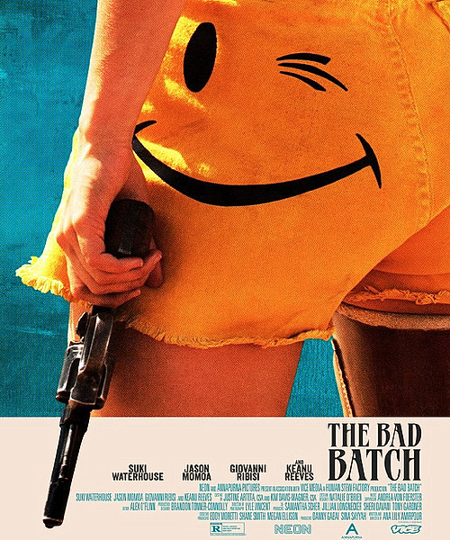 Плохая партия / The Bad Batch (2016) MP4 на телефон ()