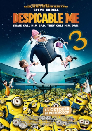 Гадкий я 3 / Despicable Me 3 (2017) MP4 на телефон ()